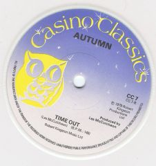 Autumn Time Out + Diana Foster Im Gonna Share It With You Casino Classics Mint Unplayed! Free Shippi
